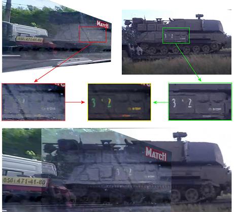 Foto 5, manipuleren met serienummer