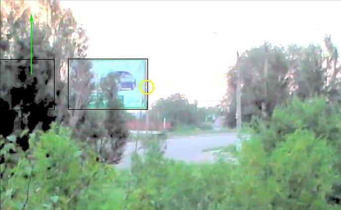 Illustratie 13 straatverlichting Luhansk
