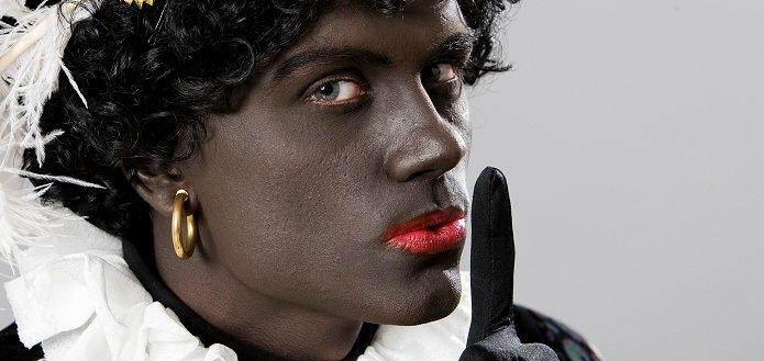 zwarte piet skin