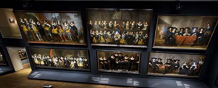 Ook Amsterdam Museum is de weg kwijt