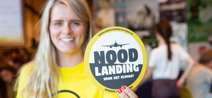 Adviseer Greenpeace over actie Schiphol